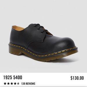 Black Doc Martens 1925 5400 EUC